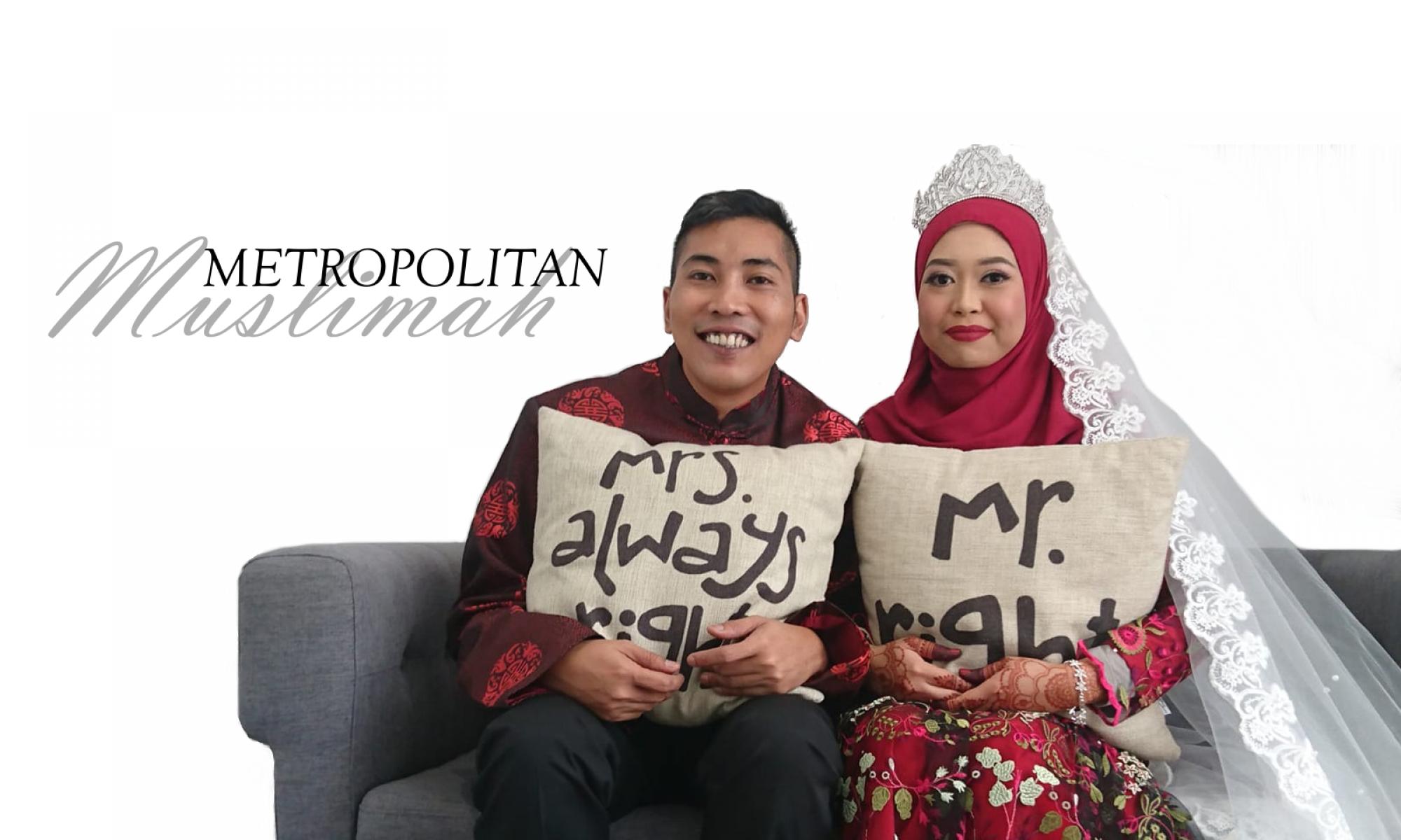 Metropolitan Muslimah
